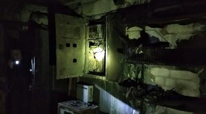 Из-за пожара в 9-этажном доме в Воронеже эвакуировали 76 человек