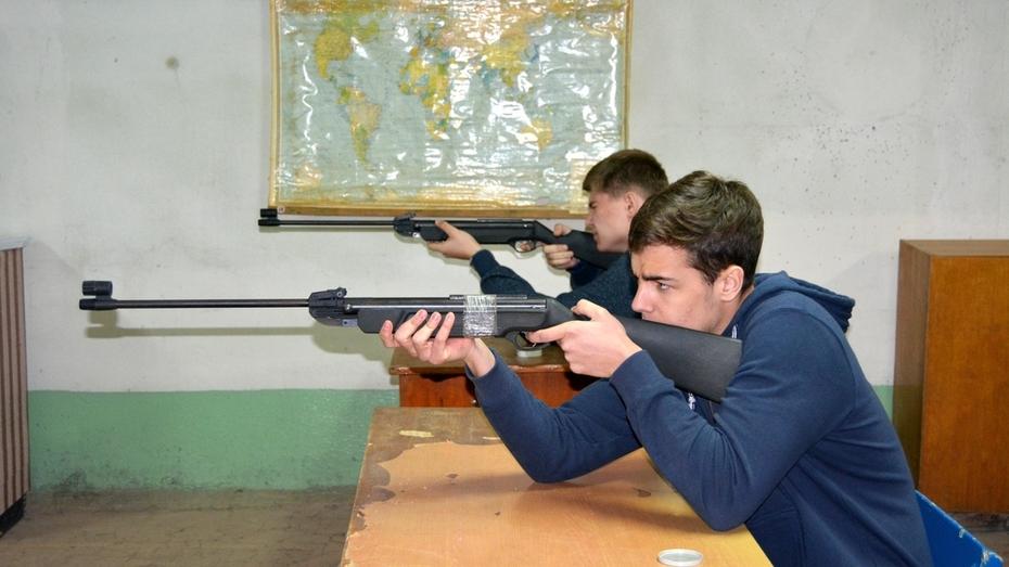 В Россоши прошла первая массовая сдача ГТО