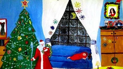 В Верхнемамонском районе стартовала  благотворительная акция «Хочу стать Дедом Морозом»