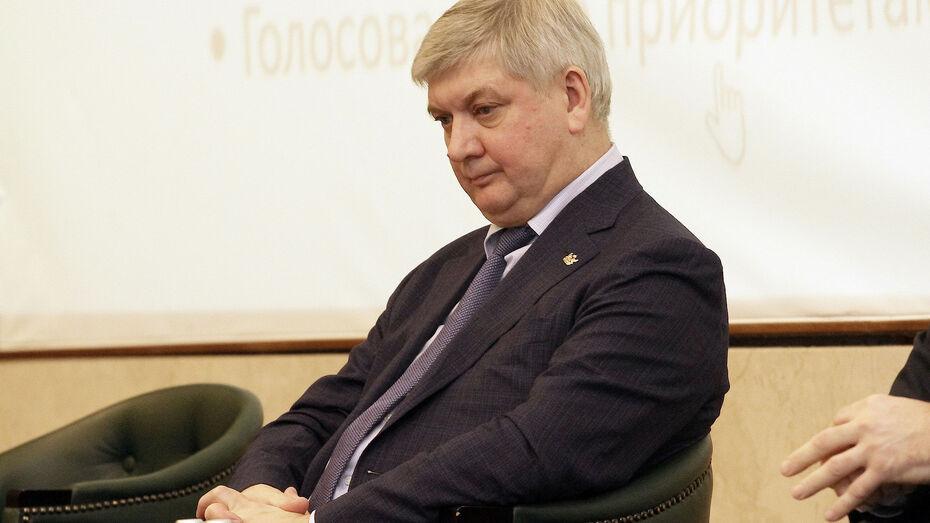 Губернатор выразил соболезнования родным погибших в воронежском Тенистом