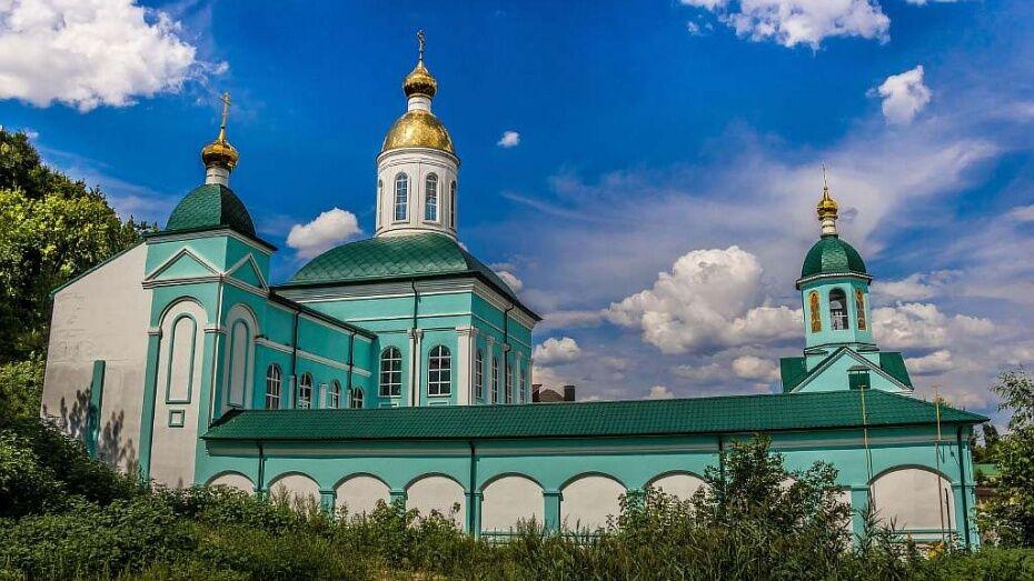 В Воронеж привезут ковчег с частицей мощей святого великомученика Пантелеимона