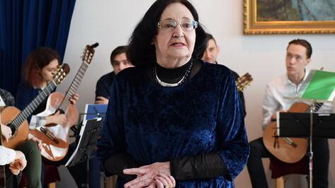 В Воронеже простились с хранительницей Народного музея Есенина Елизаветой Корчагиной