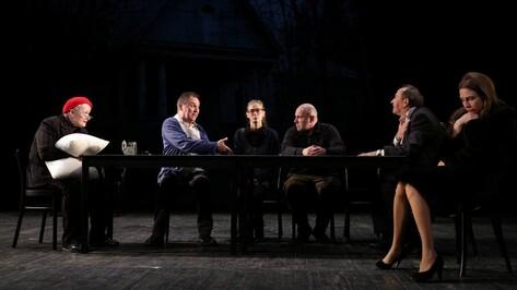 Воронежский камерный театр показал эскиз чеховского «Дяди Вани»