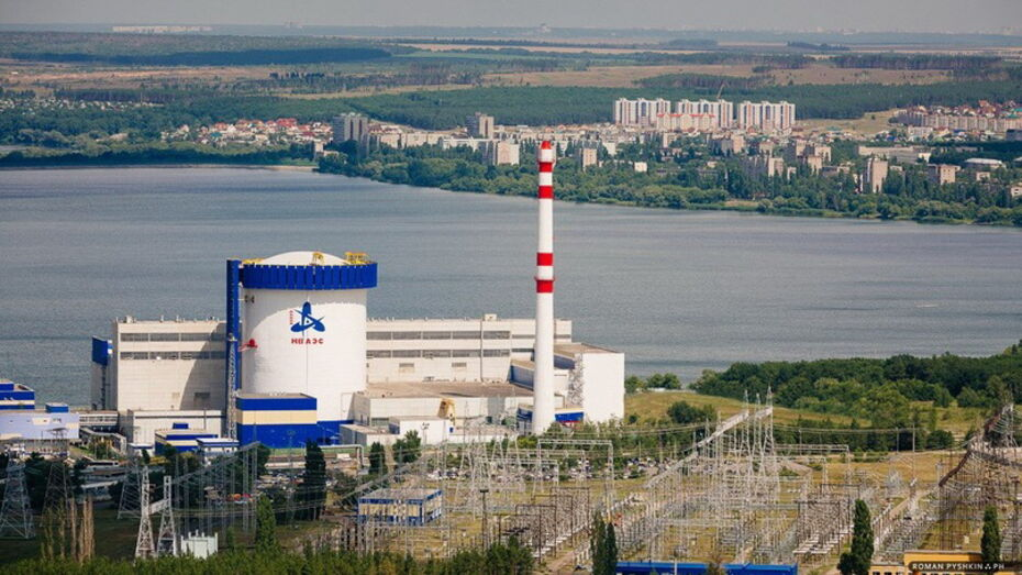На Нововоронежской АЭС план по выработке электроэнергии выполнили на 101,31%