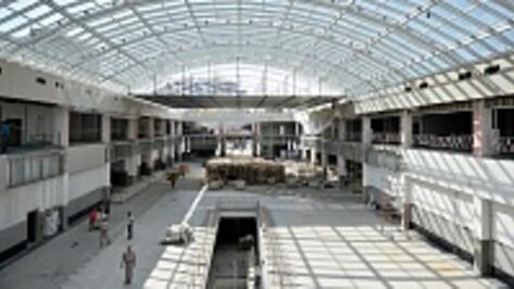 Реконструкция Центрального рынка в Воронеже завершится в конце августа