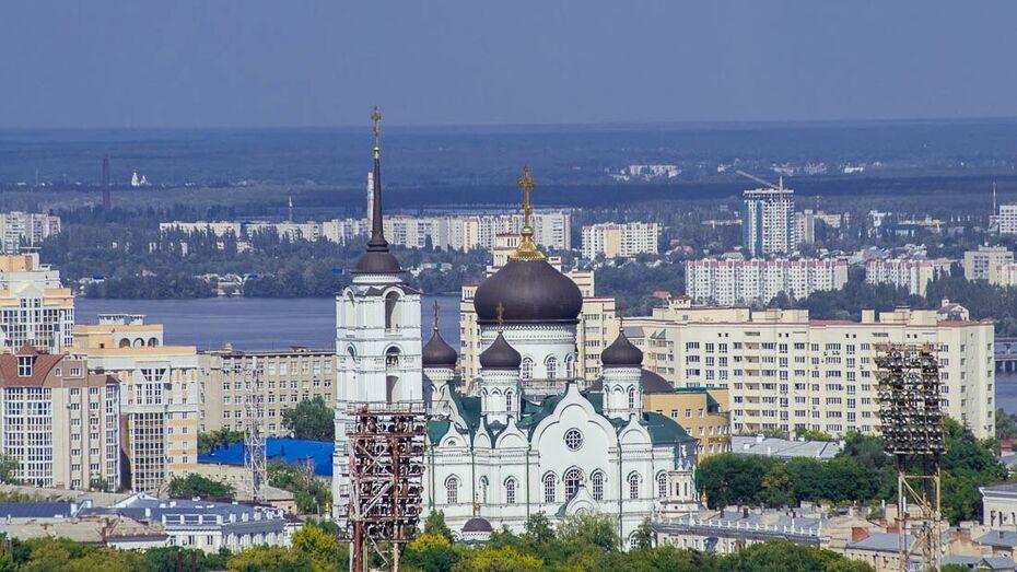 Воронеж стал четвертым в списке 12 самобытных городов России