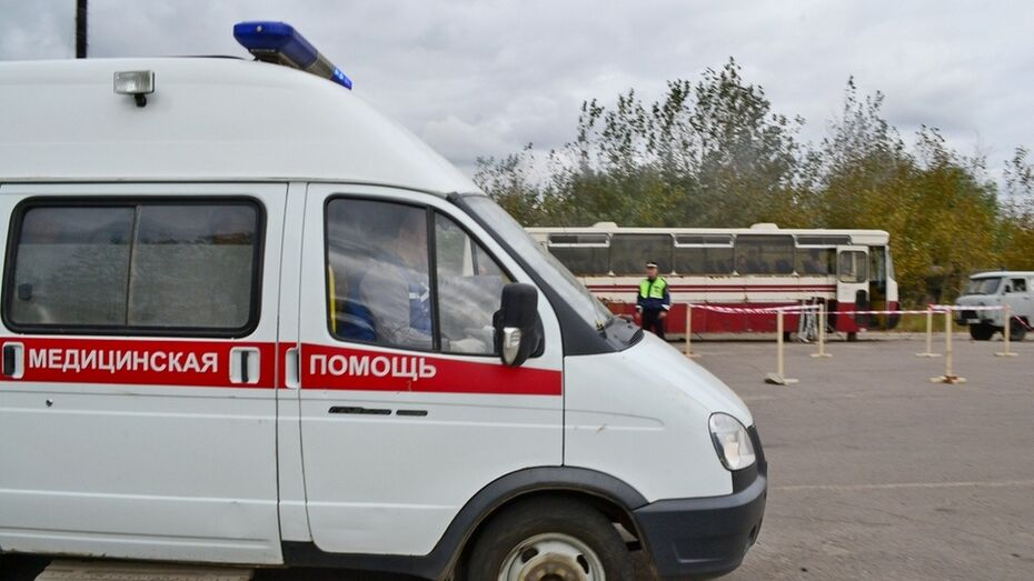 В Грибановском районе столкнулись «Газель» и «ВАЗ»: пострадал 45-летний мужчина