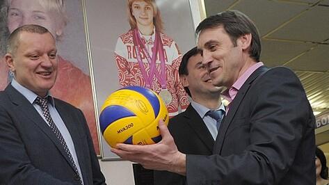 Директор воронежского «Кристалла» Игорь Балашов: «Команду надо было встряхнуть»