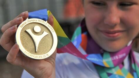 Воронежцы взяли 12 золотых медалей Специальной Олимпиады в Лос-Анджелесе