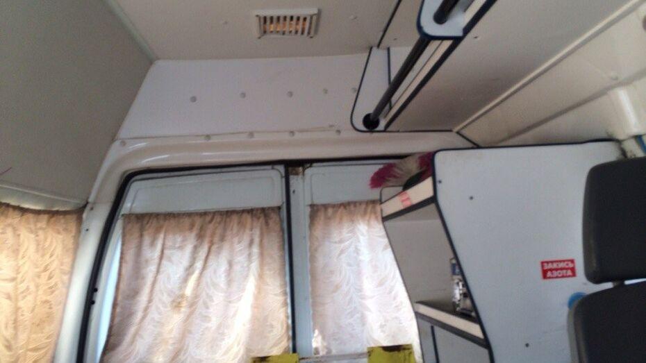 Воронежец сильно избил водителя «скорой» за помеху в проезде