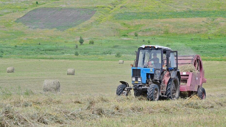 В Грибановском районе задержали подозреваемого в угоне трактора