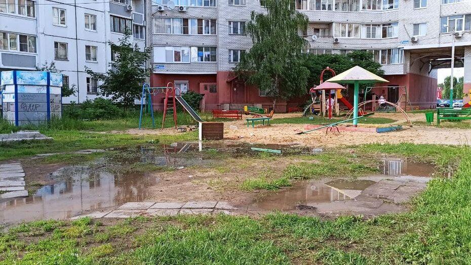 Жители нескольких домов в Северном микрорайоне Воронежа остались без воды из-за аварии