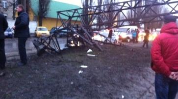 Авария на электросетях нарушила водоснабжение в трех районах Воронежа