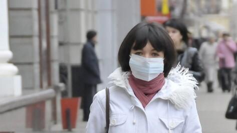 Январская заболеваемость ОРВИ и гриппом в Воронеже выросла на 34%