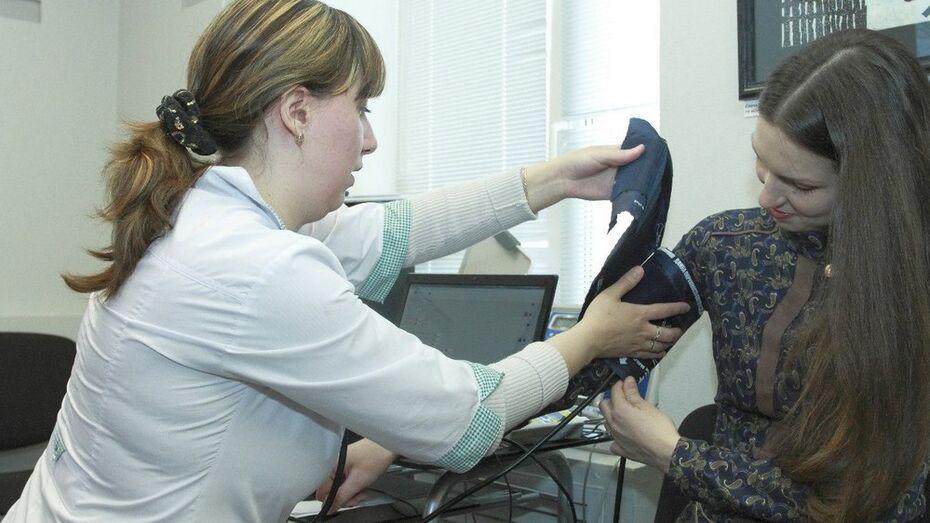 Четыре воронежских поликлиники изменят формат работы с пациентами и персоналом