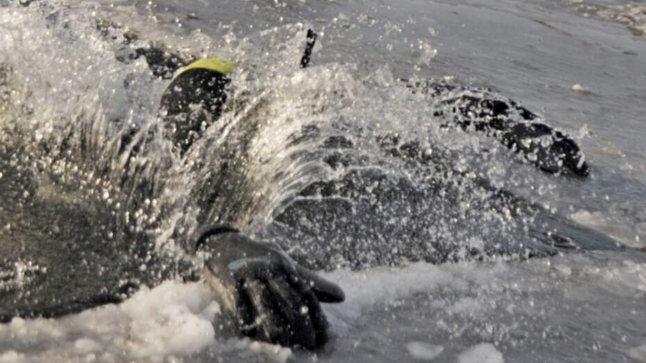 В Таловском районе на дне реки нашли тело мужчины