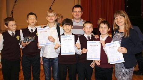 Богучарские школьники заняли призовые места на межрайонном этапе «Робофест-2015»