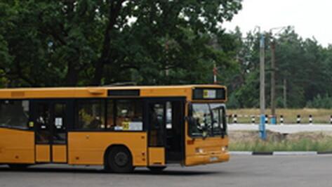 В Воронеже продлили маршрут автобуса №90 в Сомово