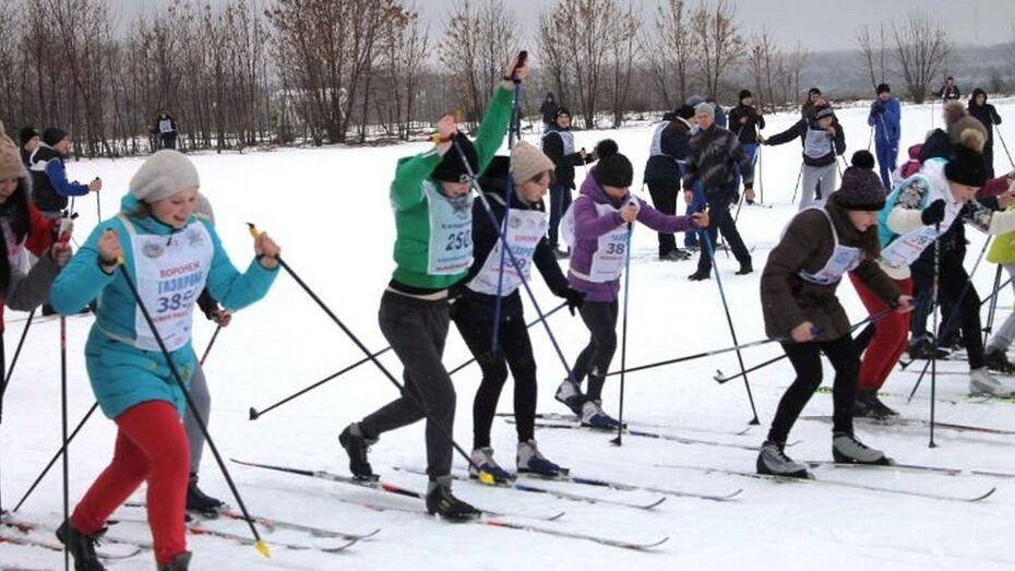 В Хохольском районе наградили лучших лыжников-любителей