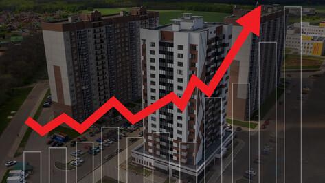 В Воронеже вырастут цены на квартиры ДСК