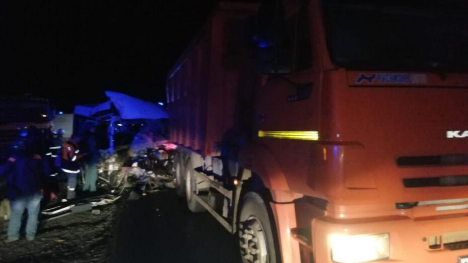 Число пострадавших в ДТП с микроавтобусом в Воронежской области увеличилось до 12 человек