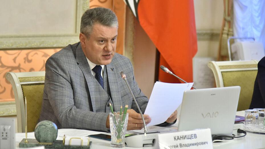 Новым воронежским омбудсменом может стать Сергей Канищев