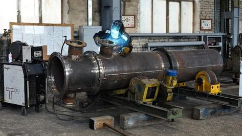 Борисоглебский завод запустил новое производство труб