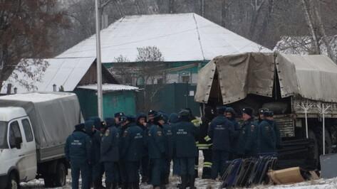 В октябре сотрудники МЧС нашли 8 нарушений в воронежском интернате