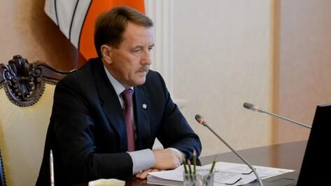 Глава Воронежской области сохранил место в топ-20 рейтинга эффективности губернаторов