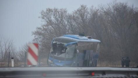 Под Воронежем суд отправил водителя автобуса за ДТП с 5 погибшими в колонию на 5 лет