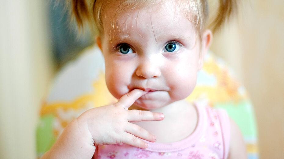 Дарья покинула десятку самых популярных имен новорожденных девочек в Воронежской области