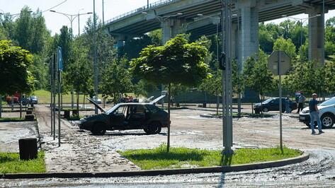 Парковку в воронежском Центральном парке закроют на 2 дня для уборки