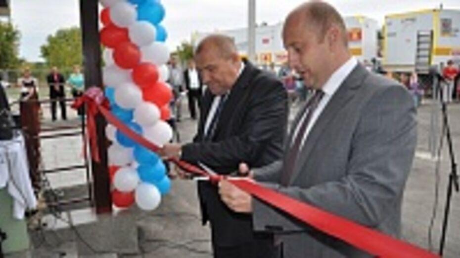 В Павловском районе открылся новый ФАП