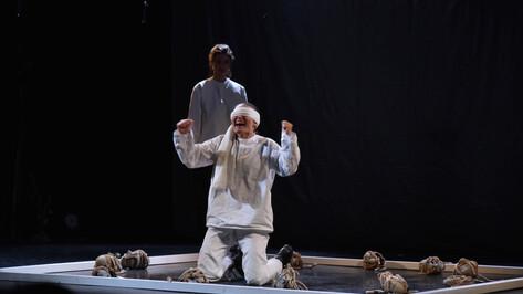 Молодежный «Вербатимфест» открылся в Воронеже спектаклем о блокаде Ленинграда