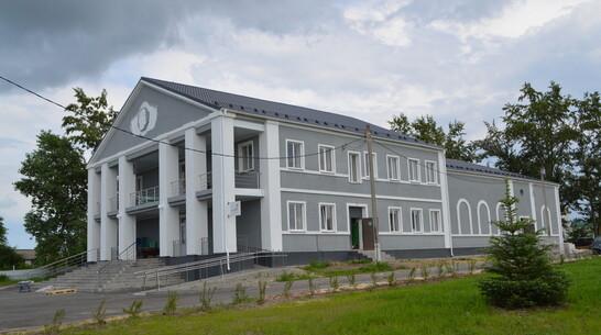 Ремонт Дома культуры продолжат в павловском селе Александровка Донская