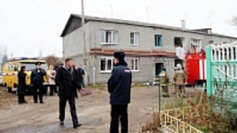 Следственный комитет выяснит причину взрыва газа в доме под Воронежем