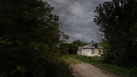 Жители 5 районов Воронежской области остались без света из-за непогоды
