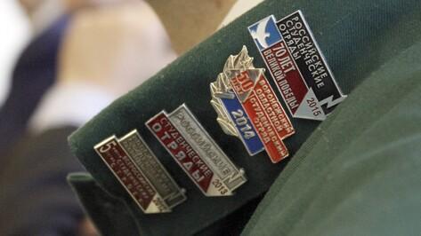 В Воронеже наградили лидеров студенческих отрядов