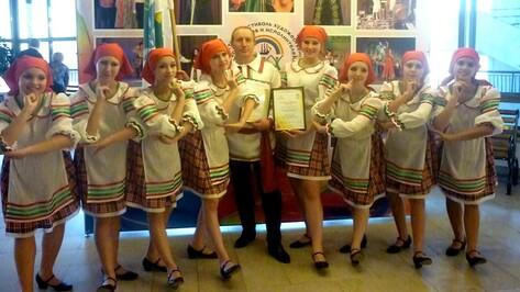 Поворинский исполнитель стал лауреатом фестиваля «Воронеж многонациональный»