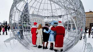 Новогодние выходные в Воронеже будут морозными
