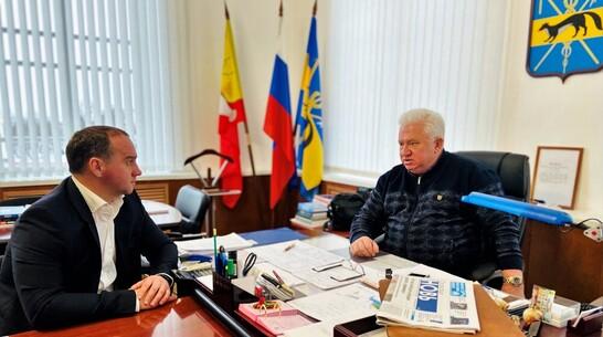 В Богучарском районе обсудили реализацию мусорной реформы
