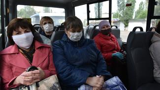 Масочные рейды проведут в Воронеже