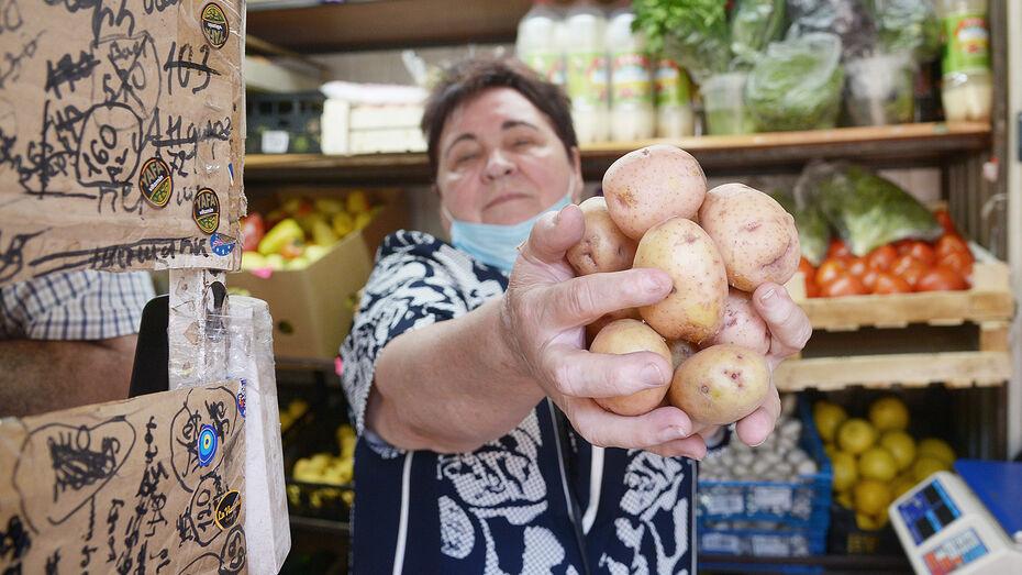 На воронежских рынках проверили цены на овощи