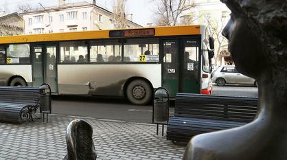 В Воронеже изменят 3 автобусных маршрута