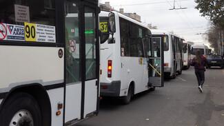 Окончательный вариант новой маршрутной сети Воронежа появится до конца года