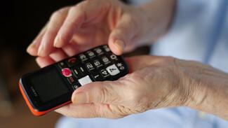 Воронежская пенсионерка поверила позвонившему лжеполицейскому и лишилась 1 млн рублей