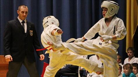 Терновские каратисты завоевали 5 медалей на турнире в Тамбове