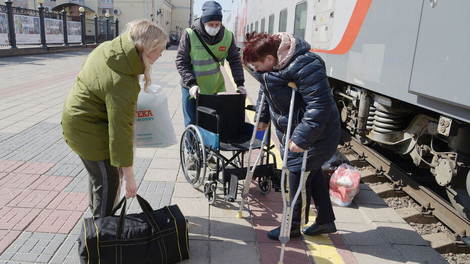 Льготникам упростили покупку железнодорожных билетов