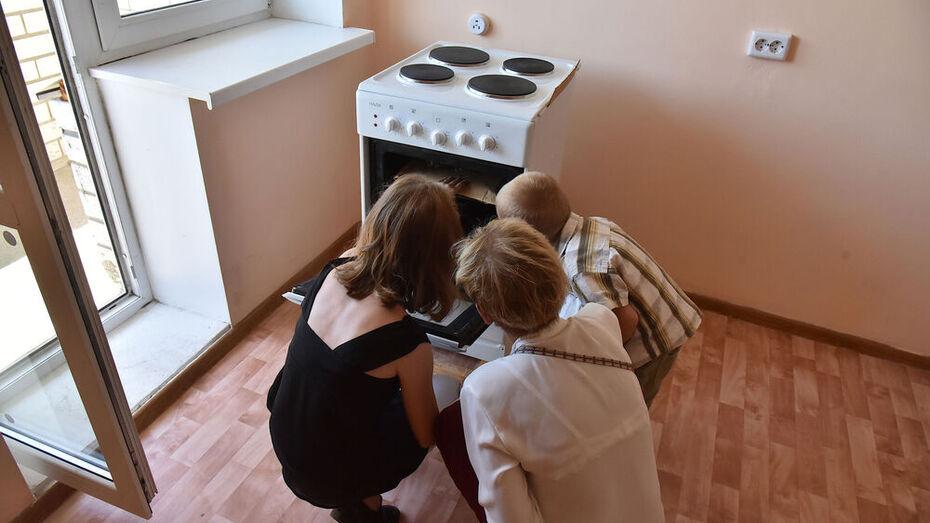 Резко выросло число купленных воронежцами квартир по льготной ипотеке