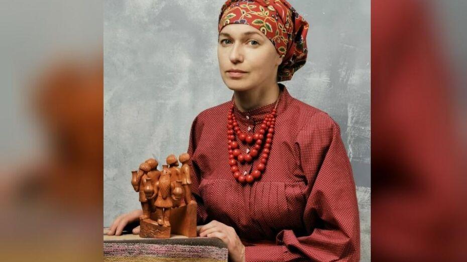 Воронежская мастерица стала победительницей международного конкурса